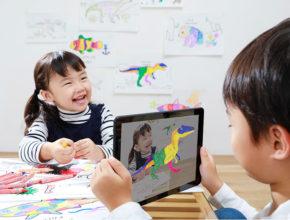 """自分の""""ぬりえ""""が動き出す! アナログ×ARの最新アートが子供の好奇心をくすぐるワケ"""