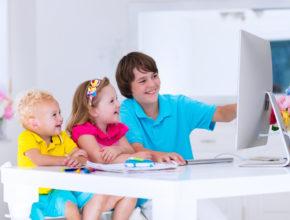 小中学生の自宅学習を支援! アクティブラーニングを導入した『スクールTV』とは?
