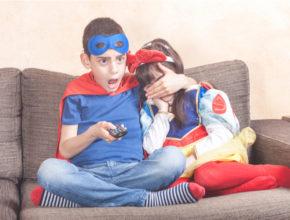勧善懲悪ものは子供に悪影響⁉ 子供の感情を豊かにするのはどんな作品?