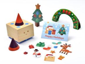 子供のクリスマスプレゼントにぴったり! 「木製プログラミングトイ」の限定セットが登場