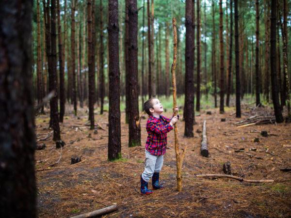 たくさん失敗しても大丈夫! 子供の生きる力を育てる「親子キャンプ」の楽しみ方