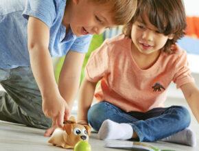4歳から始めるプログラミング! かわいいペットと遊んで身につける話題の知育玩具が日本上陸