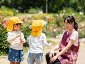 デジタル化で保育士不足対策を! 園と子供と保護者のための知っておきたい「保育×ICT」