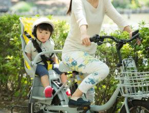 子供乗せ自転車に乗るパパママ必見! 事故や転倒を防ぐ「安全の心得」5ヶ条とは?