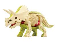 恐竜好きキッズに教えてあげたい! 骨や内臓もリアルに再現する「解体パズル」が面白い